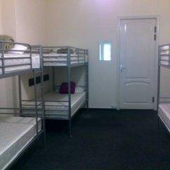 United Hostel Кровать в общем номере с двухъярусной кроватью фото 7