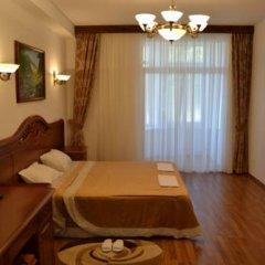 Гостиница Горный Хрусталь Апартаменты с различными типами кроватей фото 48