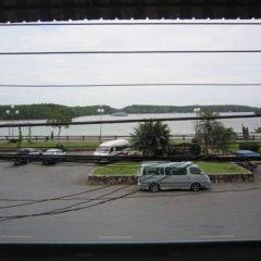 Отель Krabi Nature View Guesthouse Стандартный номер с различными типами кроватей фото 5