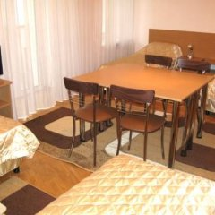 Apart Hostel Capital Кровать в общем номере с двухъярусной кроватью