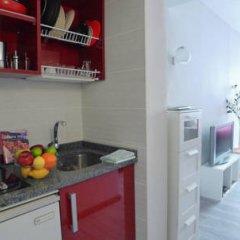 Отель Chic Rentals Centro Улучшенная студия с различными типами кроватей фото 4