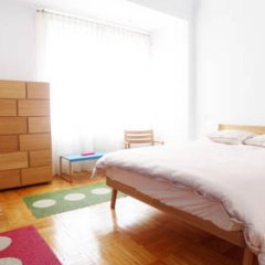 Отель Chic Rentals Centro Апартаменты с двуспальной кроватью фото 14