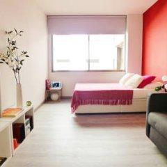Отель Chic Rentals Centro Улучшенная студия с различными типами кроватей фото 7