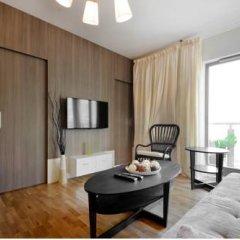 Апартаменты Dom & House - Apartments Waterlane Апартаменты с двуспальной кроватью фото 12