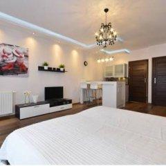 Апартаменты Dom & House - Apartments Waterlane Студия с различными типами кроватей фото 13
