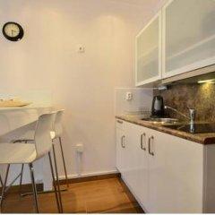 Апартаменты Dom & House - Apartments Waterlane Студия с различными типами кроватей фото 17