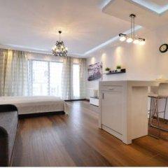 Апартаменты Dom & House - Apartments Waterlane Студия с различными типами кроватей