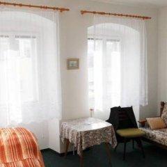 Отель Zlaty Jelen Апартаменты с различными типами кроватей фото 20