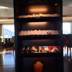 Lotte Hotel Seoul 5* Номер категории Премиум с различными типами кроватей фото 36