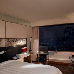 Lotte Hotel Seoul 5* Улучшенный номер с различными типами кроватей фото 17