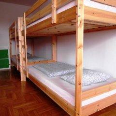 Kogut czy Kura Hostel Кровать в общем номере с двухъярусными кроватями фото 2