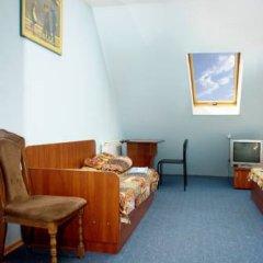 Гостиница Галиция Стандартный номер с двуспальной кроватью фото 9