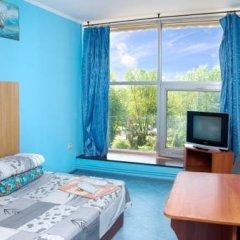 Гостиница Галиция Стандартный номер с двуспальной кроватью фото 8
