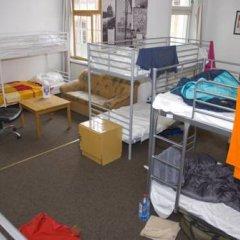 Rixpack Hostel Neukölln Кровать в общем номере с двухъярусной кроватью фото 2