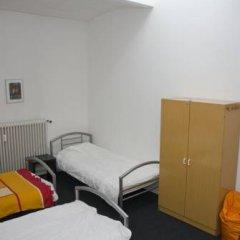 Rixpack Hostel Neukölln Кровать в общем номере с двухъярусной кроватью фото 26