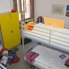 Rixpack Hostel Neukölln Кровать в общем номере с двухъярусной кроватью фото 29