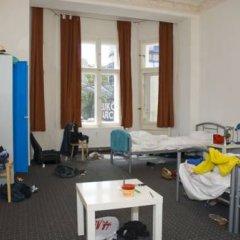 Rixpack Hostel Neukölln Кровать в общем номере с двухъярусной кроватью фото 28