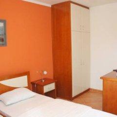 Отель Villa Royal 3* Стандартный номер с двуспальной кроватью фото 15
