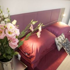 Residence Hotel Le Viole 3* Стандартный номер разные типы кроватей фото 9