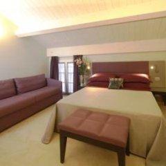 Residence Hotel Le Viole 3* Стандартный номер разные типы кроватей фото 12