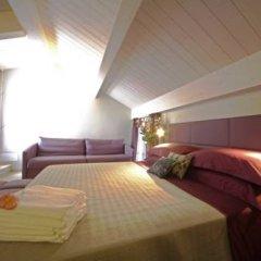 Residence Hotel Le Viole 3* Стандартный номер разные типы кроватей фото 7