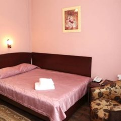 Гостиница Ньютон Стандартный номер с двуспальной кроватью фото 8