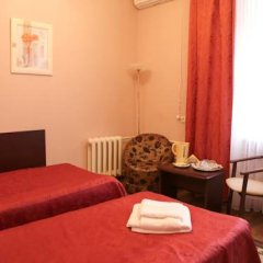 Гостиница Ньютон Номер Комфорт с различными типами кроватей фото 10