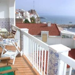Отель Ericeira Villas Апартаменты с разными типами кроватей