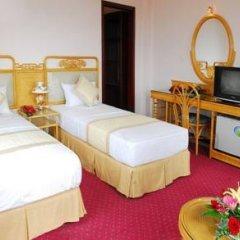 Areca Hotel 2* Стандартный семейный номер с двуспальной кроватью
