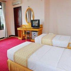 Areca Hotel 2* Стандартный семейный номер с двуспальной кроватью фото 4