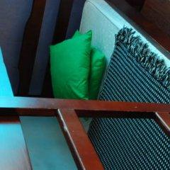 ZaZaZoo Hostel Стандартный семейный номер с разными типами кроватей фото 4