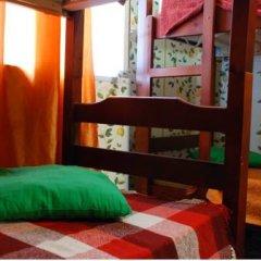 ZaZaZoo Hostel Кровать в общем номере с двухъярусными кроватями фото 2
