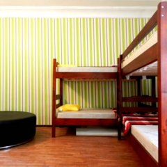 Zazazoo Hostel Стандартный номер с различными типами кроватей фото 2