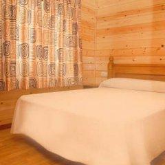 Отель Devesa Gardens Camping & Resort Бунгало с различными типами кроватей фото 4