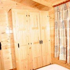 Отель Devesa Gardens Camping & Resort Бунгало с различными типами кроватей фото 12