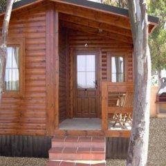 Отель Devesa Gardens Camping & Resort Бунгало с различными типами кроватей фото 2