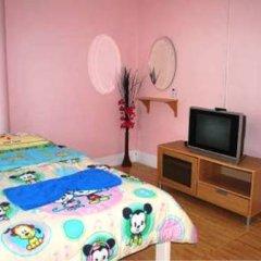 Отель Baan Rae Koh Larn 2* Стандартный номер с различными типами кроватей