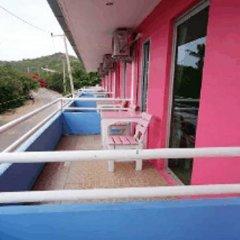 Отель Baan Rae Koh Larn 2* Стандартный номер с двуспальной кроватью фото 2