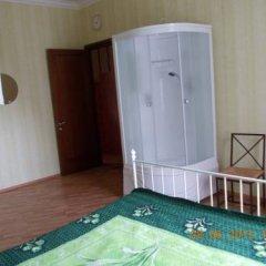 Мини-Отель Шаманка Улучшенный номер двуспальная кровать фото 10