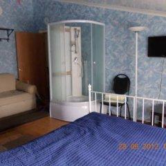Мини-Отель Шаманка Улучшенный номер двуспальная кровать фото 2