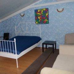 Мини-Отель Шаманка Улучшенный номер двуспальная кровать фото 4