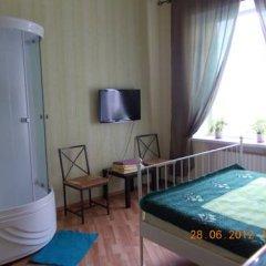 Мини-Отель Шаманка Улучшенный номер двуспальная кровать фото 3