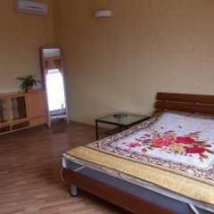Мини-Отель Шаманка Улучшенный номер двуспальная кровать