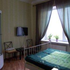 Мини-Отель Шаманка Улучшенный номер двуспальная кровать фото 5