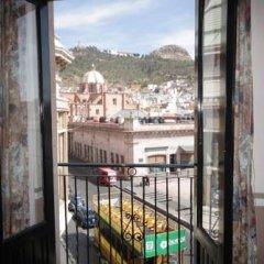 Hotel Posada de la Moneda 3* Стандартный номер с различными типами кроватей фото 3