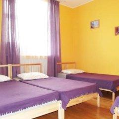 Хостел Artist на Бауманской Стандартный семейный номер разные типы кроватей (общая ванная комната)