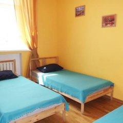 Хостел Artist на Бауманской Кровать в мужском общем номере двухъярусные кровати фото 5