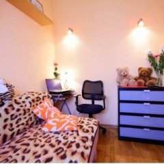Хостел Artist на Бауманской Стандартный номер разные типы кроватей