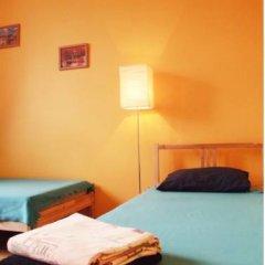 Хостел Artist на Бауманской Кровать в мужском общем номере двухъярусные кровати фото 3