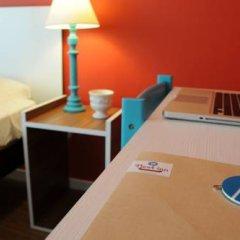 Отель Next Inn 3* Стандартный номер с двуспальной кроватью фото 9